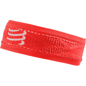 Compressport Thin On/Off Hovedbeklædning, red